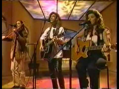 Shania Twain - Any Man Of Mine (Regis and Kathy Lee Show 1995)