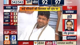 Haryana - आंकड़ों का विश्लेषण | Lok Sabha Election Results 2019 LIVE Coverage | Latest News Update