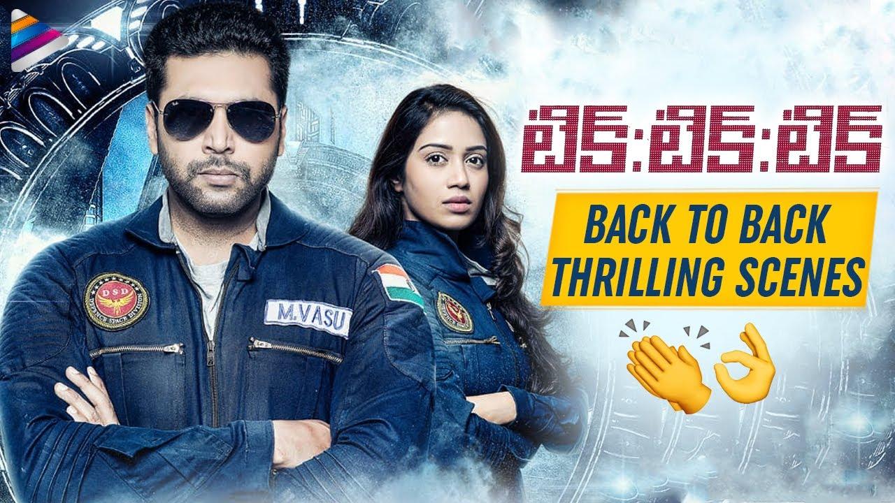 Download Tik Tik Tik Movie Back To Back Thrilling Scenes | Jayam Ravi | Nivetha Pethuraj | Telugu FilmNagar
