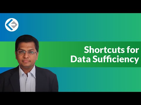 Shortcuts for Data Sufficiency (CAT/CMAT/GRE/GMAT)