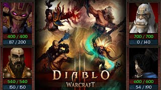 Diablo III Warcraft - Rise of Terror