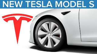 The NEW Tesla Model S RELEASED