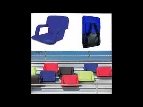 portable bleacher seat cushion stadium chair seat