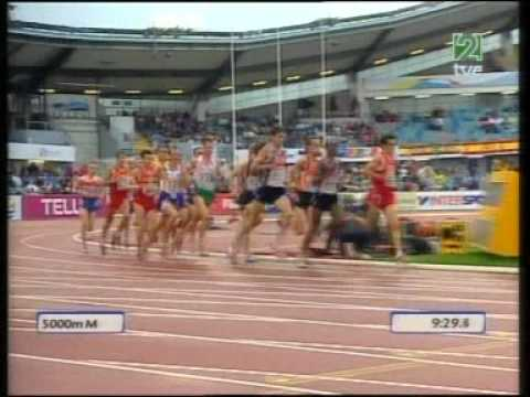 2006 European Championship 5000m Goteborg men final