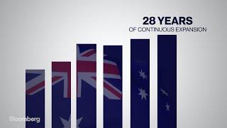 Australia Tries to Keep Economic Expansion Streak of 28 Years Alive