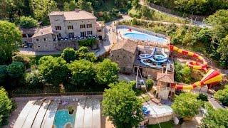 Camping Capfun Plantas 4* au cœur de l'Ardèche