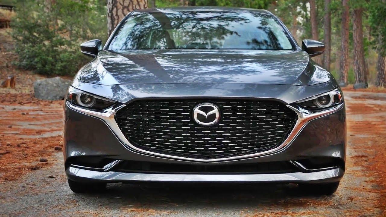 2019 Mazda 3 Sedan Exterior Interior And Drive Luxurious Compact Sedan Youtube