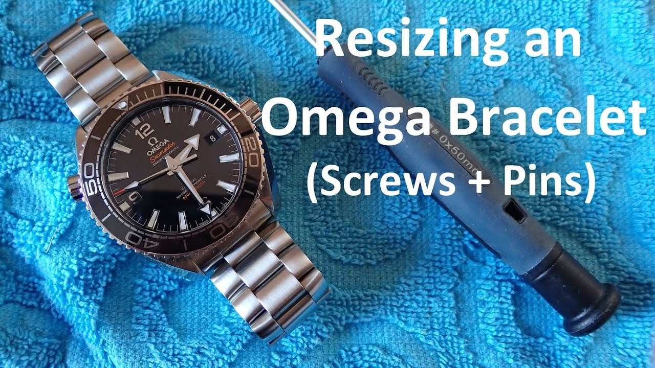 Looks - How to order wear of omega pin video