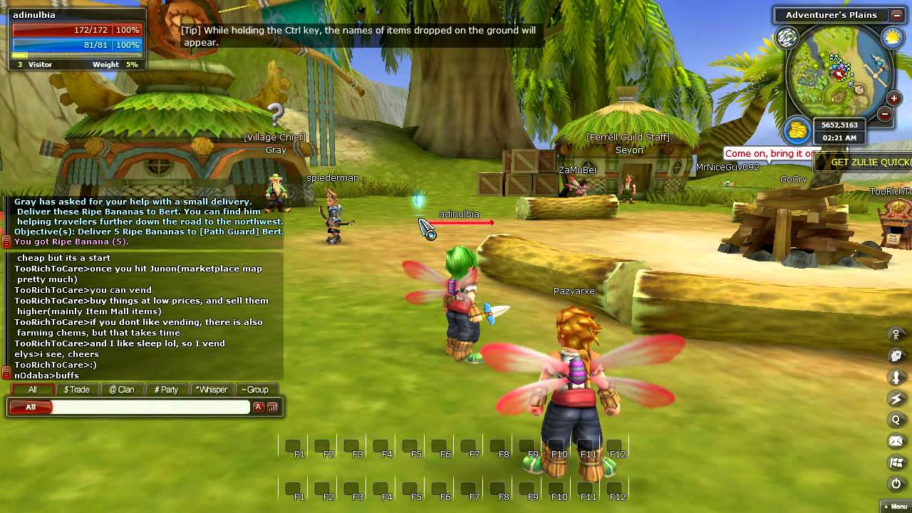 Rose Online Game
