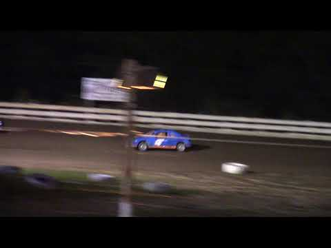 Hummingbird Speedway (8-26-17): Aaron's of DuBois Front-Wheel Drive Four-Cylinder Feature