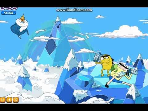 Adventure Time Rhythm Heros Finn~Jake Last Level