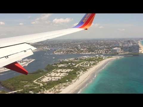 Rough Landing into Ft. Lauderdale