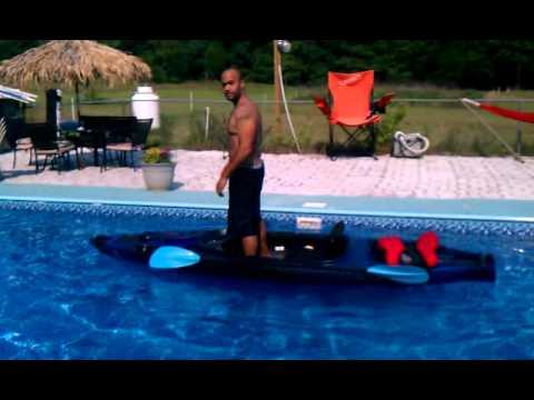 Ascend D12 Kayak Youtube