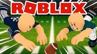 Patriots VS Eagles - ROBLOX Superbowl!!
