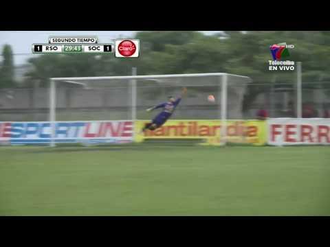 1-1 Gol de Social Sol vs Real Sociedad | Carlos Ramirez