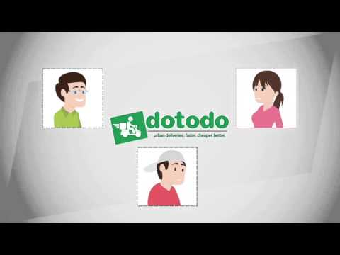 Dotodo - The same day delivery app that's about to change your world