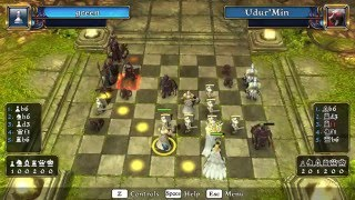 Check Vs Mate, Chaos Of Battle