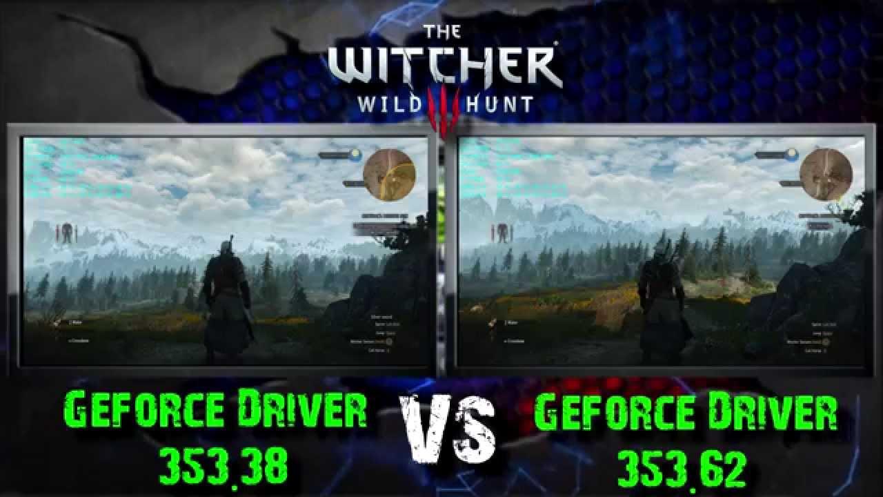 Geforce hotfix driver 353. 38 vs geforce game ready 353. 62 youtube.