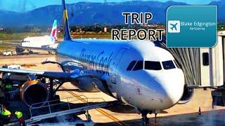 Flight Review | THOMAS COOK | Airbus A321 | Birmingham to Palma