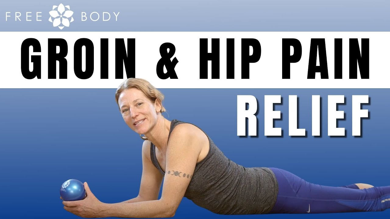 Releasing Groin Pain And Easing Hip Pain Therapeutic Rollingself