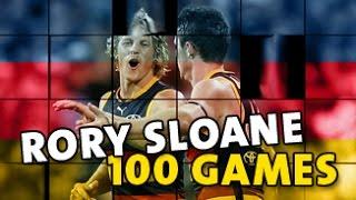 Video Milestone: Rory Sloane 100 Games download MP3, 3GP, MP4, WEBM, AVI, FLV Oktober 2017