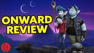 REVIEW: Pixar's Onward