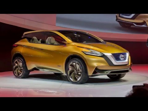 2017 Nissan Rogue Hybrid Full Version