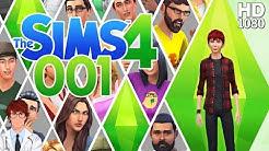 Die Sims 4 #001 - Es leeeeeebt! | Die Sims 4 Gameplay German