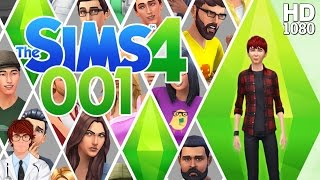 Die Sims 4 #001 - Es leeeeeebt! | Die Sims 4 Gameplay German