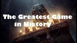 The Greatest Game of Legends Ever Played | Elder Scrolls Legends