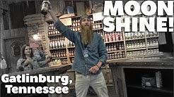 Moonshine Tasting | Gatlinburg Weekend Part 1