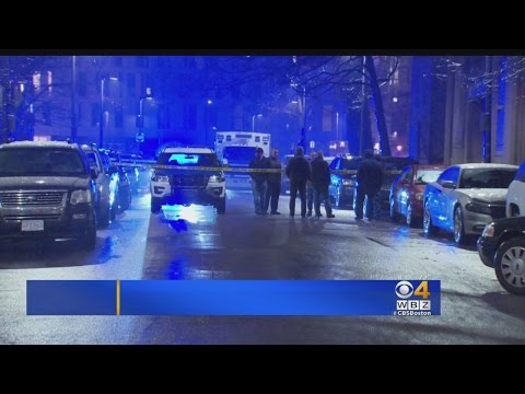 Boston Police Arrest Two For Roxbury Shooting
