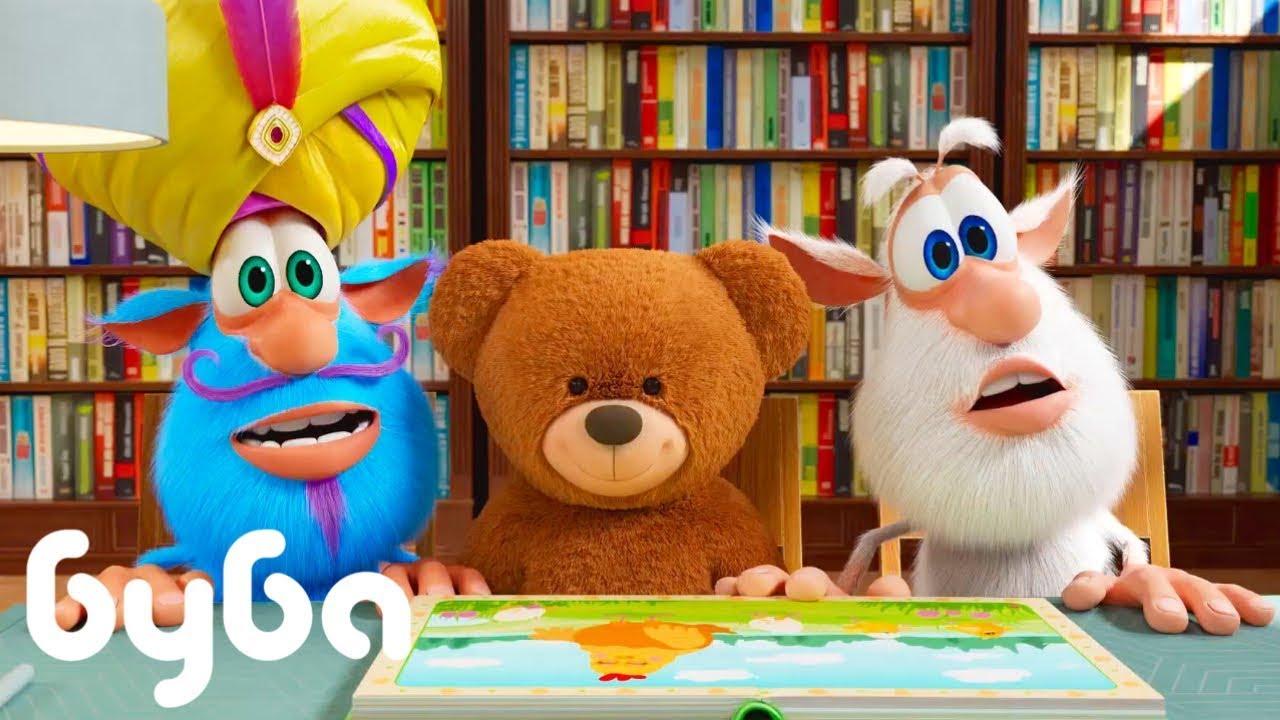 Буба | Готовимся к школе | Смешной Мультфильм 2021  👍  Kedoo мультики для детей