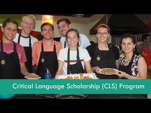 Critical Language Scholarship (CLS) Program