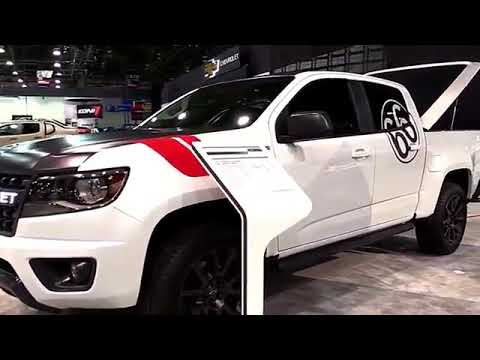 2019 Chevrolet Colorado R Concept FullSys Features New ...
