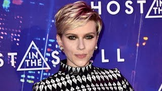 Scarlett Johansson PULLS OUT From Trans Movie Role Amid Backlash