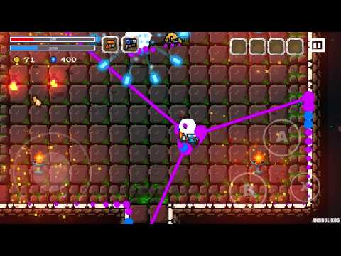 Flame Knight: Roguelike Game - Android Gameplay - 동영상