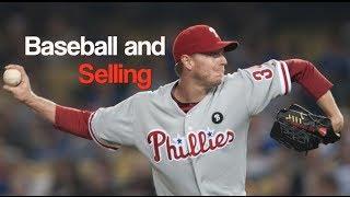 Selling and Baseball - Jeffrey Gitomer shares his insights