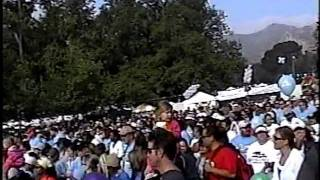 March of Dimes Walk America Griffith Park Los Angeles 2007 Hornet Nation