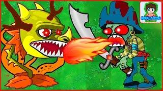 Игра Зомби против Растений  2 от Фаника Plants vs zombies 2 (12)
