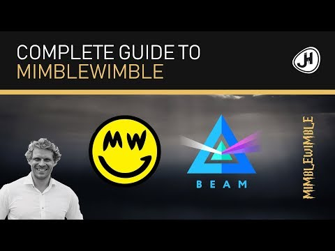Complete Guide to Mimblewimble (Investing Yes / No? Beam vs. Grin?)