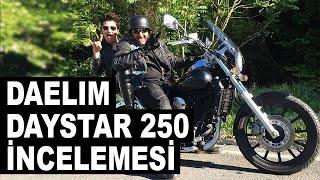 Daelim Daystar 250 Motosiklet İncelemesi (Zorgan Abi)