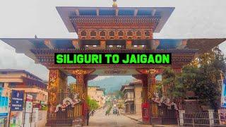 Bhutan Ride | Siliguri to Jaigaon | Part-1