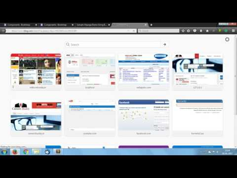 Complete web design tutorial using bootstrap in tamil