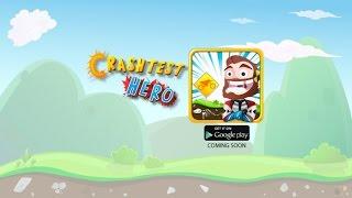 Crashtest Hero - Motocross Android GamePlay Trailer (1080p) [Game For Kids]