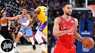 Trae Young's nutmeg, Ben Simmons' hesitation and the best pump fakes of all time | The Jump