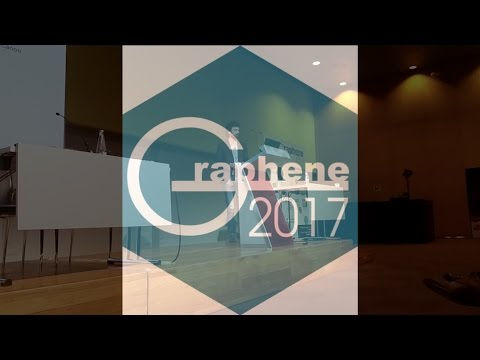 The Graphene Discovery Tour -  Graphene 2017 | Graphene came