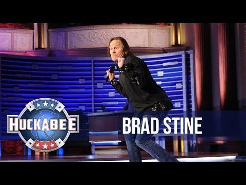 Brad Stine is Redefining Christian Comedy  Huckabee