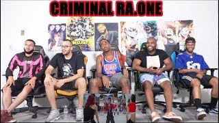 """Criminal Ra.One"" 