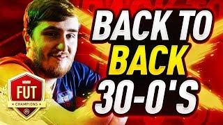 BACK TO BACK 30-0 WEEKEND LEAGUE RECAP